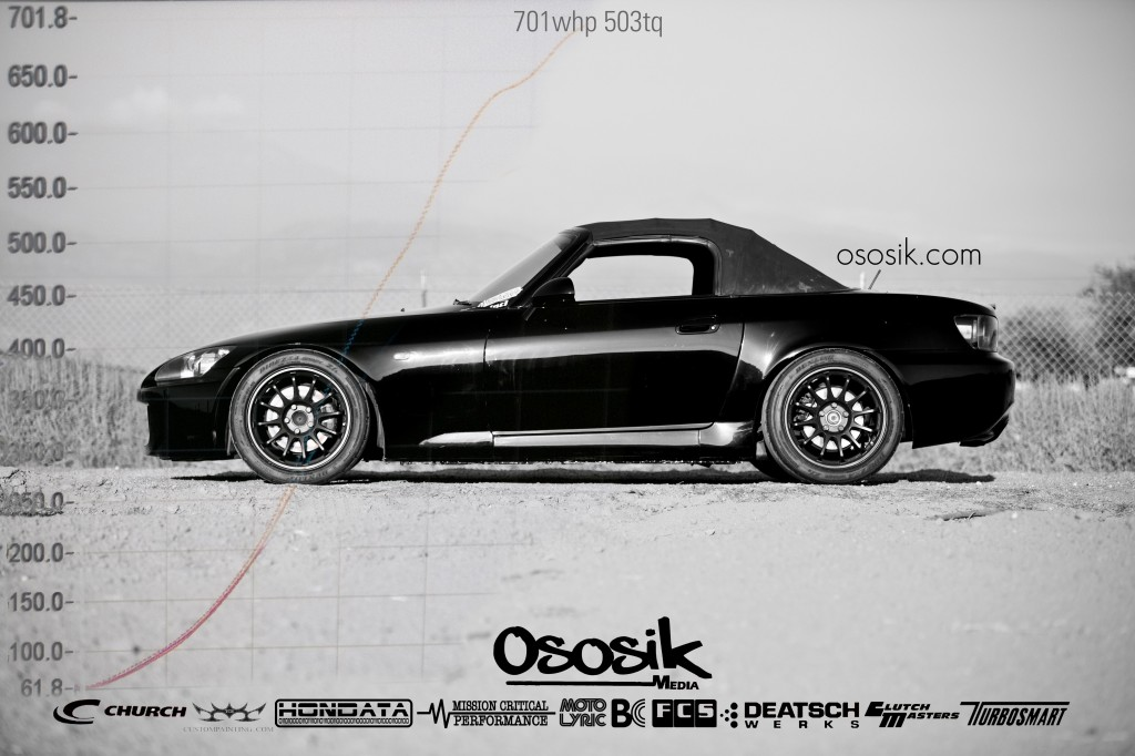 Ososik Medias: Sally (701 HP S2000)